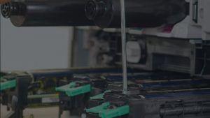 Repairing Copier Paper Holder